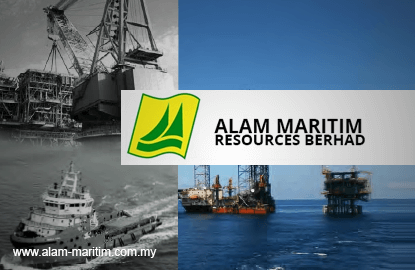 Alam Maritim less impacted by slowdown in upstream activities