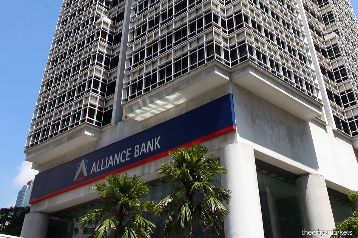 Alliance Bank's 3Q net profit down 25%, dragged by higher credit cost