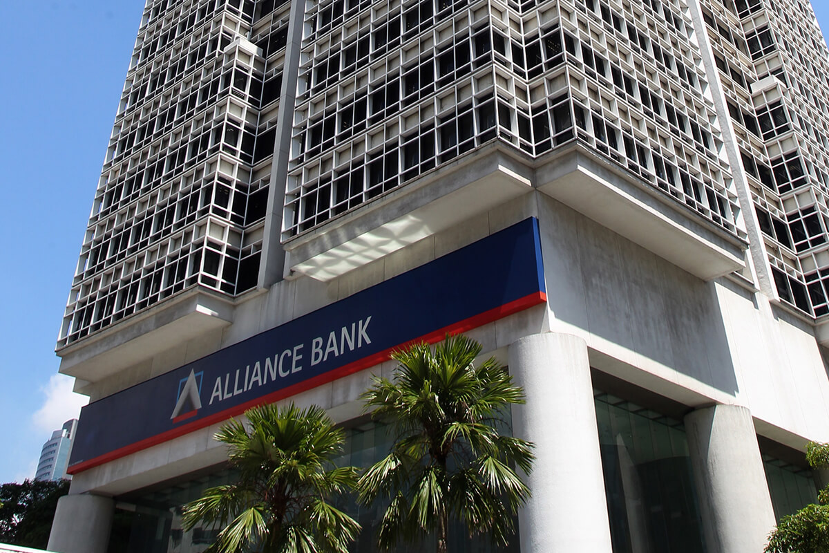 Alliance Bank profit rose 36% in 2Q20, led by investment income jump