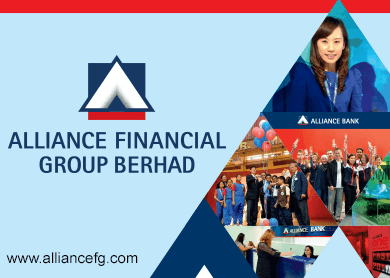 Alliance 1Q net profit down on higher bad loan allowance