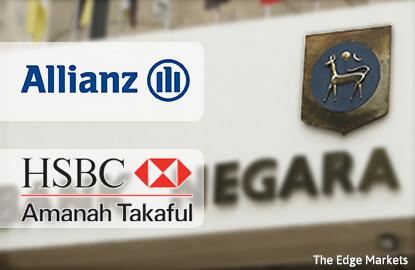 Allianz获国行允准与汇丰回教保险持有者洽谈收购事宜