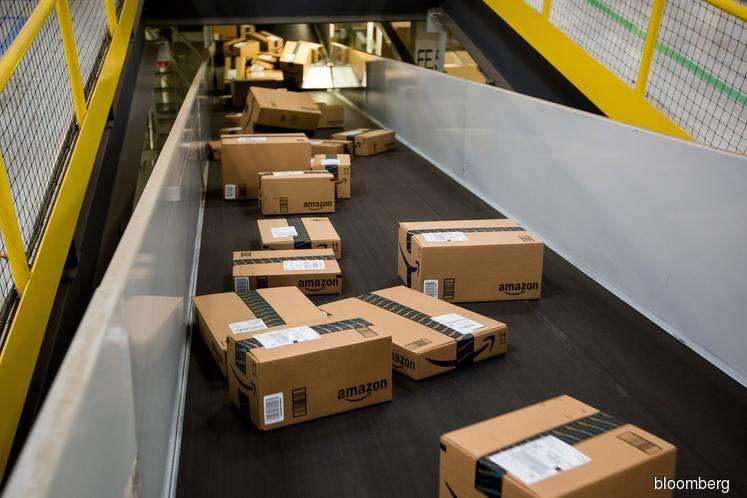 Amazon Holiday Results Crush Wall Street Estimates; Shares Surge