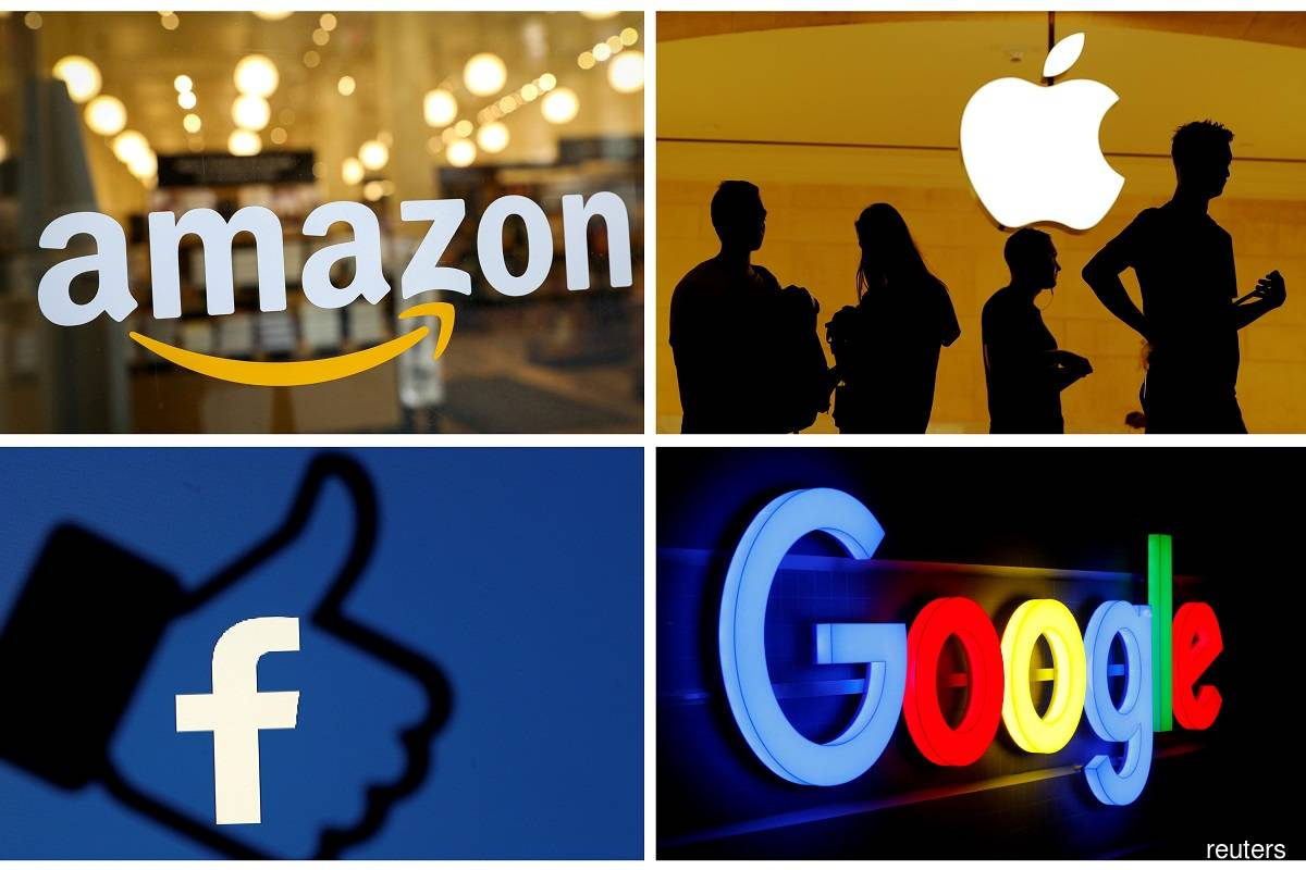 US tech giant shares unmoved on G7 tax deal