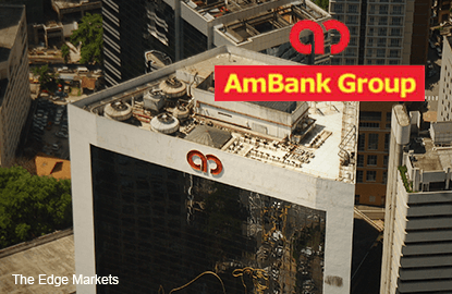 AMMB's 3Q net profit drops 27.96% on lower income