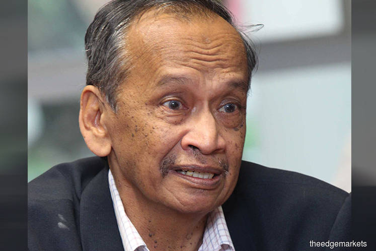 Ex-AG Ambrin unhappy with some proposed omissions to 1MDB audit report