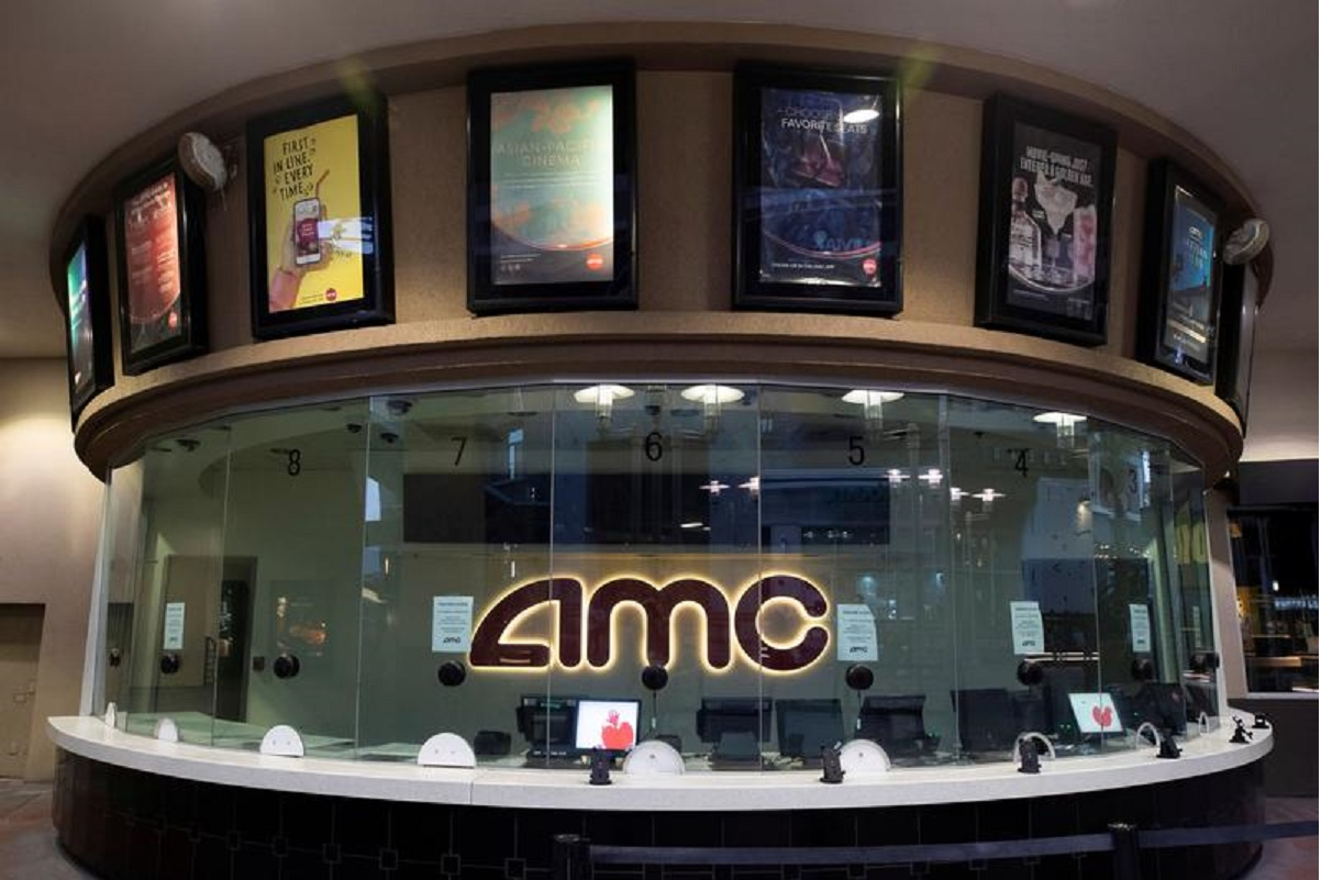 'Meme stock' rally flat-lines; AMC set to end week up more than 90%