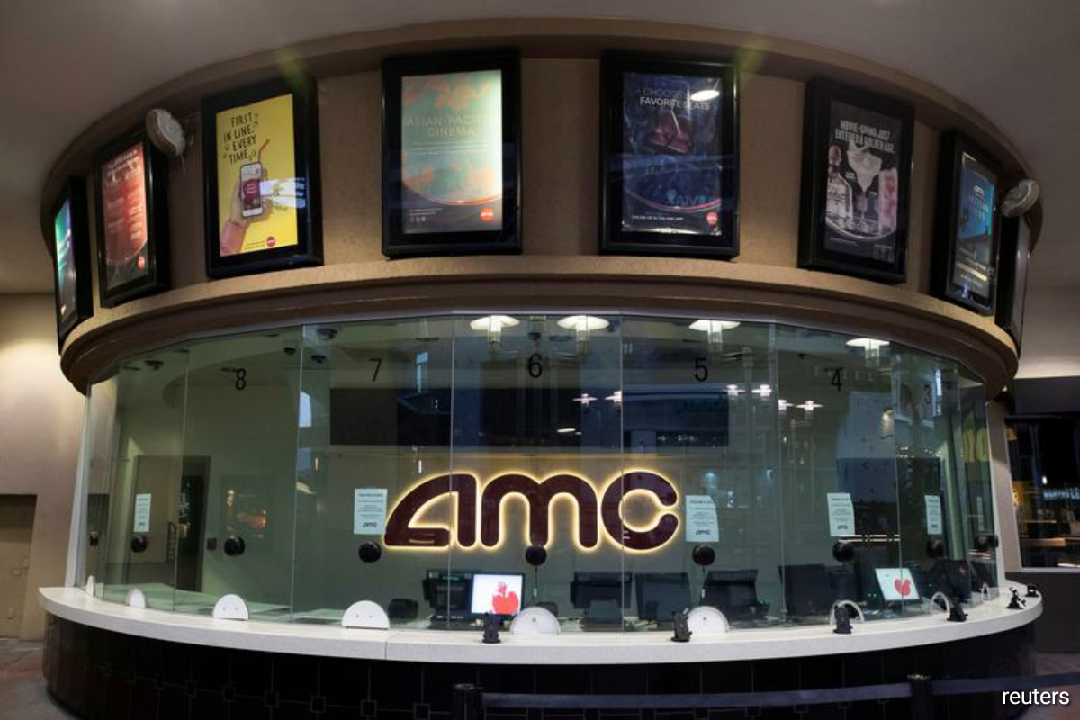 AMC CEO pay rose to US$21m in 2020 as Covid-19 ravaged cinemas