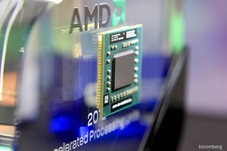 AMD Says New Server Chip Faster Than Intel's Pricier Offering