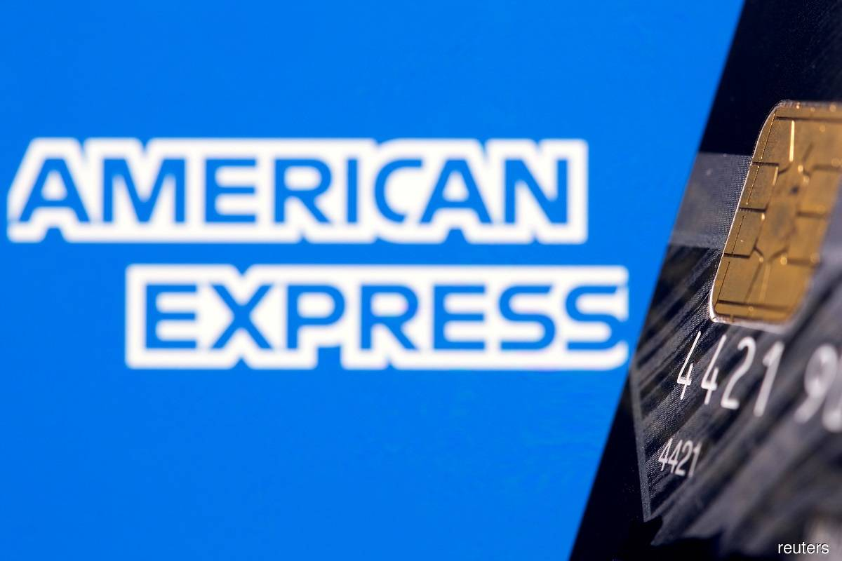 AmEx beats profit estimates on boost from reserve release