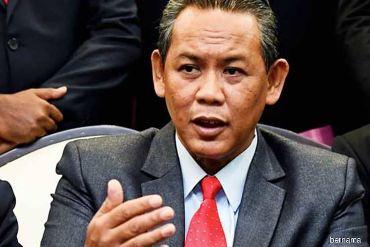 MB: We will report any attempt to bribe