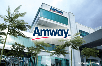 Amway's 3Q net profit jumps 61% on higher sales; names Martin Liou as new MD