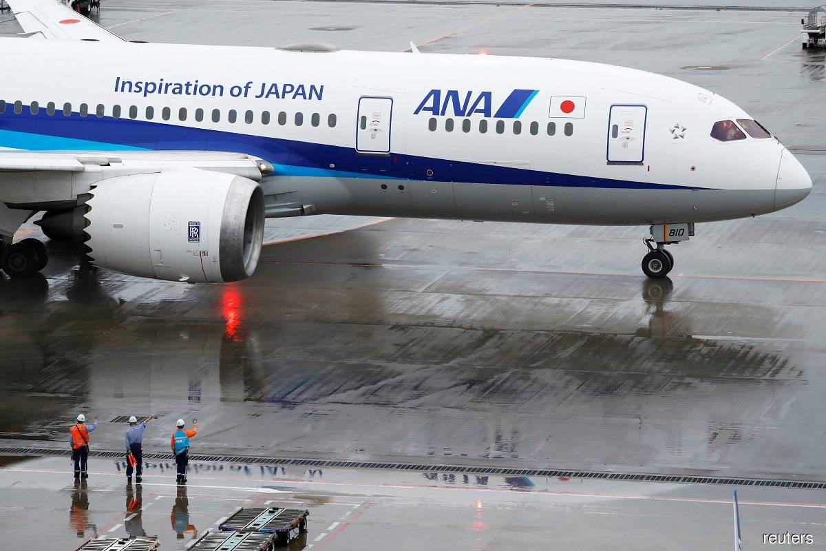 Japan's ANA forecasts return to profit as vaccine roll-outs help revive air travel