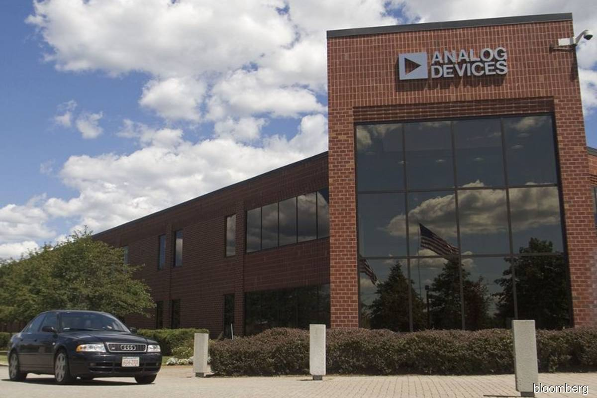 Analog Devices near deal to buy Maxim for US$17 billion
