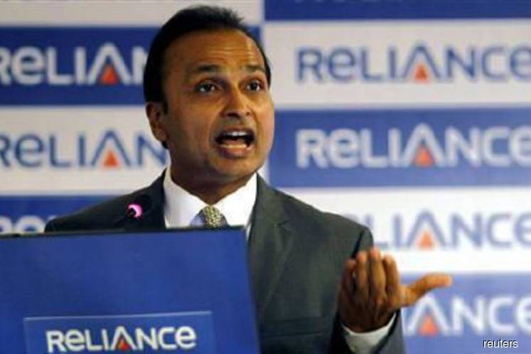 Reliance Group's Anil Ambani says will make timely debt service payments