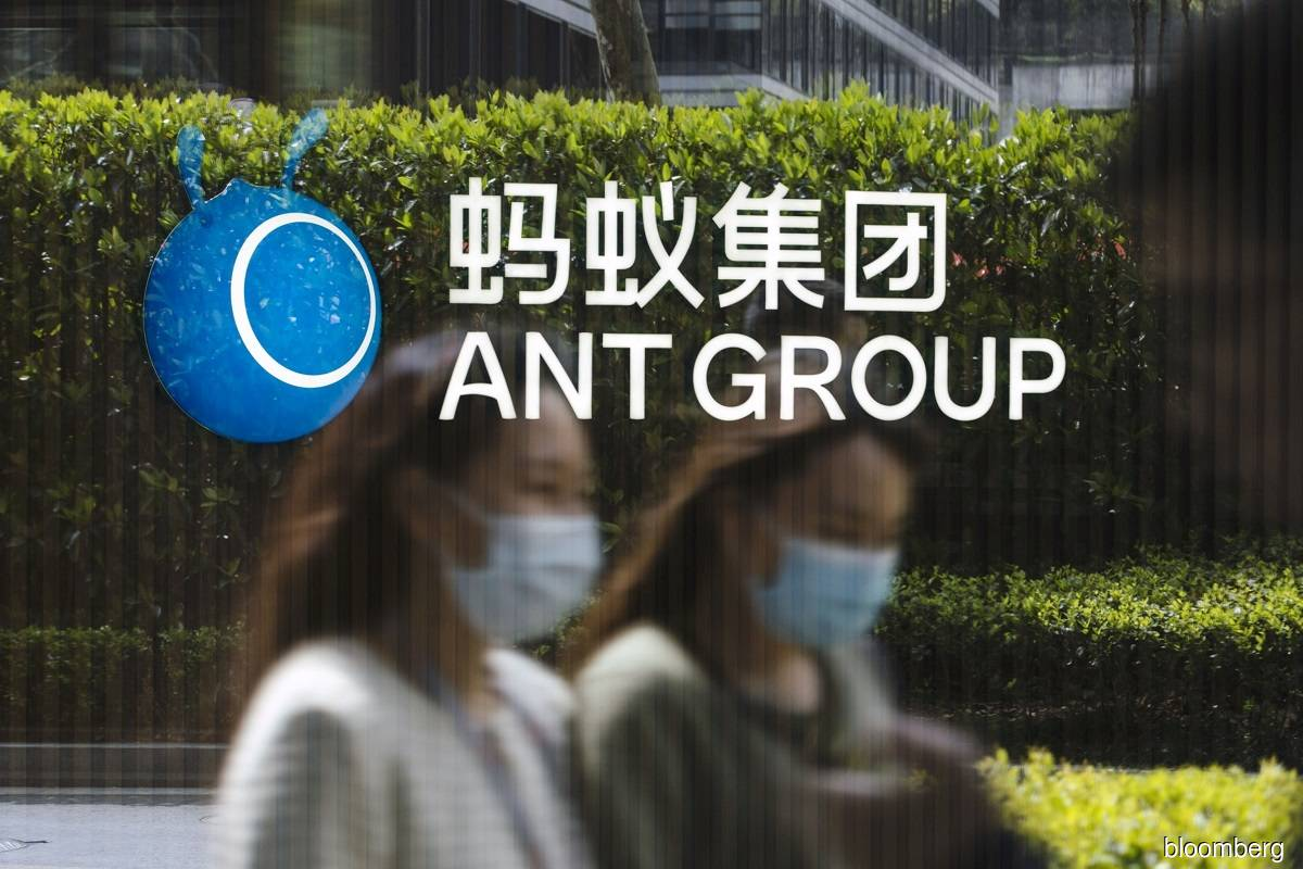 Ant to be financial holding firm in overhaul forced by China