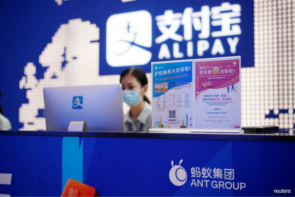 The shift in strategy by the Alibaba-backed fintech giant came late in 2019, brought on by a change at the helm and a reworking of priorities as it planned for its IPO and grappled with regulatory challenges at home.