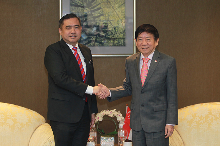 Loke: Malaysia has received proposals from private investors for RTS