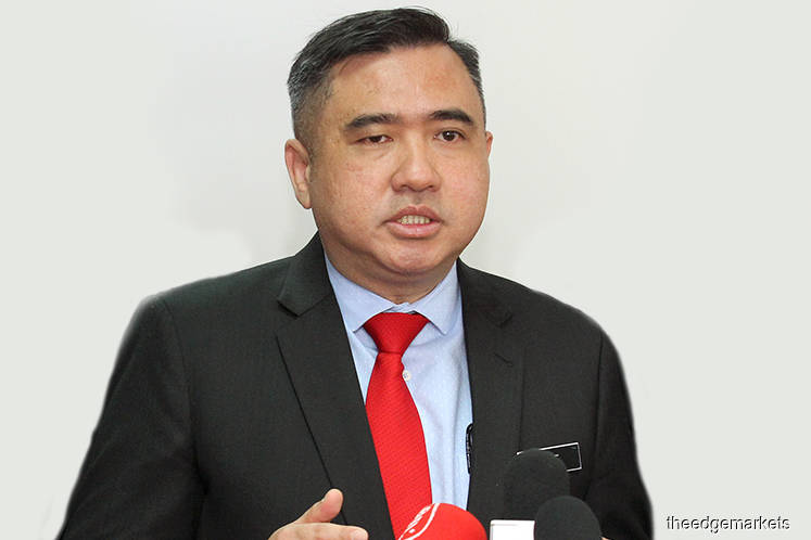 Wuhan virus: No cabinet decision yet on flights restriction from China, says Anthony Loke