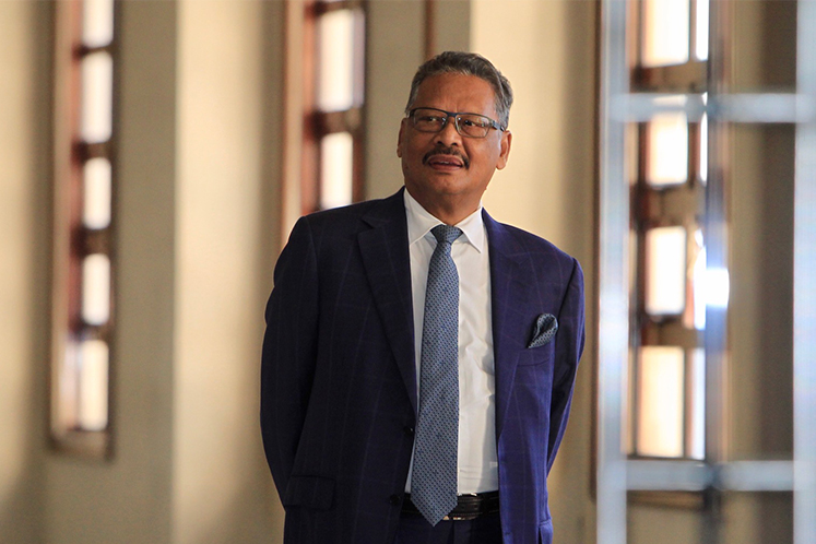 Tan Sri Mohamed Apandi Ali