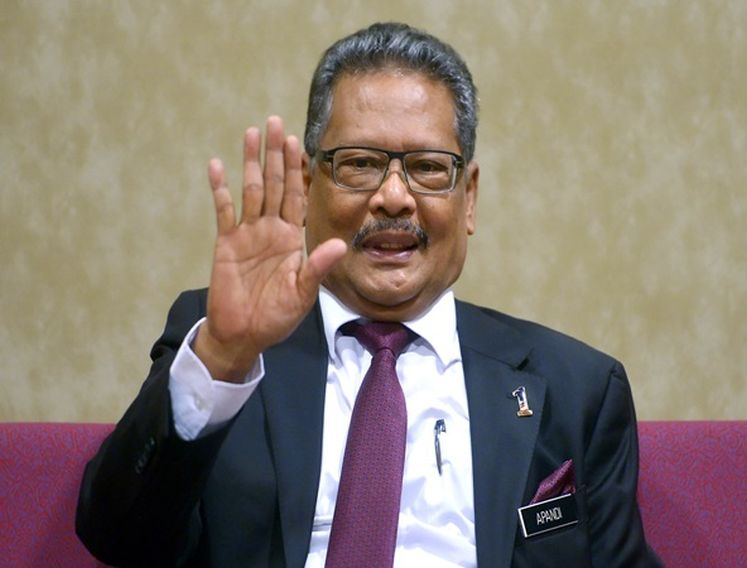 Apandi to go on leave, Solicitor General to assume AG's role, PM says