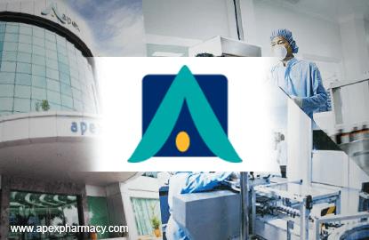 营业额增 Apex Healthcare首季净利扬16.2%