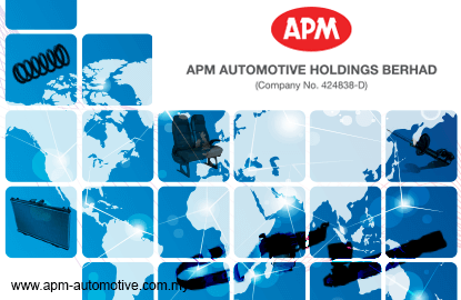 APM Automotive teams up with Thai firm to make and sell car seats in Vietnam