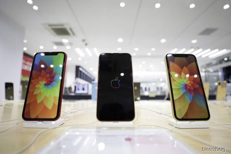 Apple Earnings: iPhone Sales Drop Below 50% of Revenue