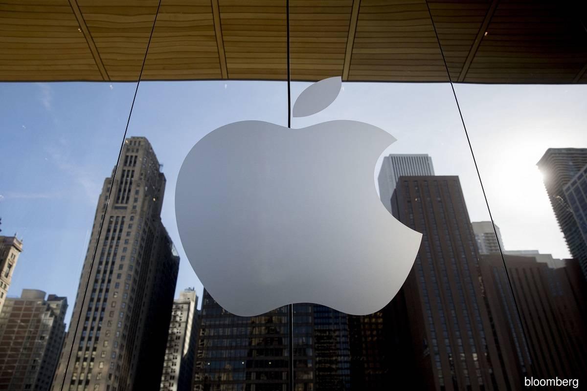Apple shares recover ground after Epic ruling slide