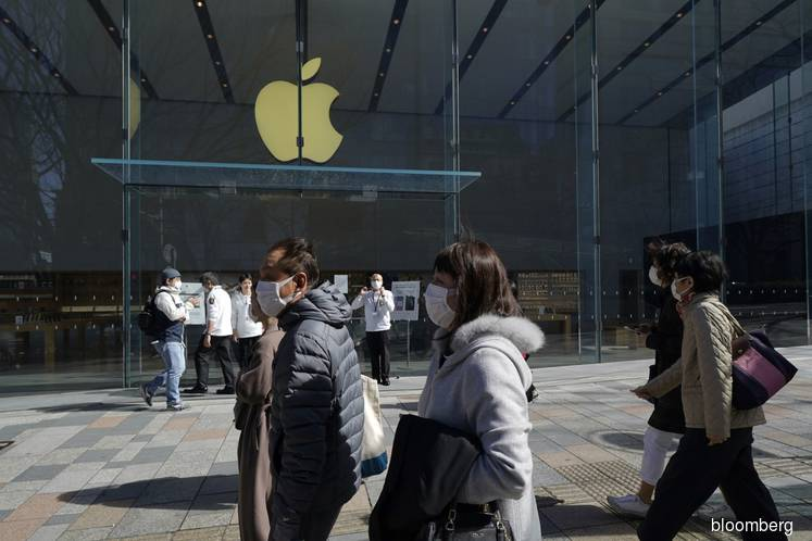 Apple reopening flagship Tokyo stores as Japan eases restriction