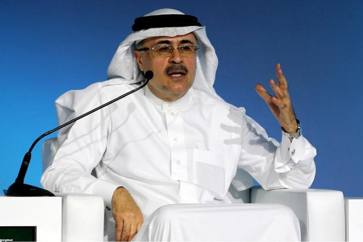 Saudi Aramco CEO Amin Nasser (File photo by Reuters)