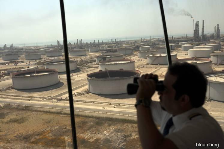 Goldman leaders court Saudis over Aramco IPO after 1MDB fallout