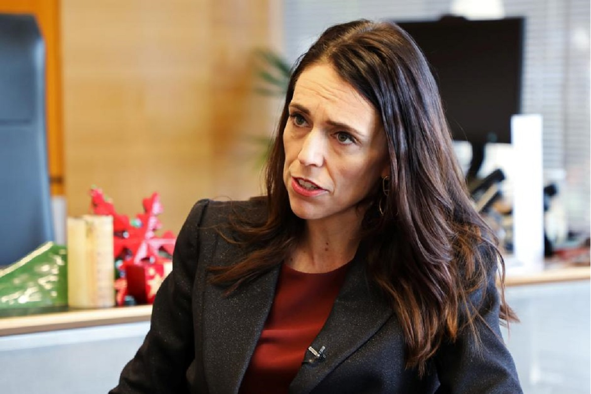 NZ PM Jacinda Ardern poised for big win in election, poll says