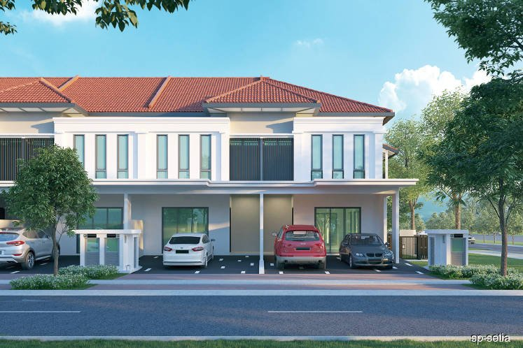 S P Setia to launch 2-storey homes in Setia Eco Glades