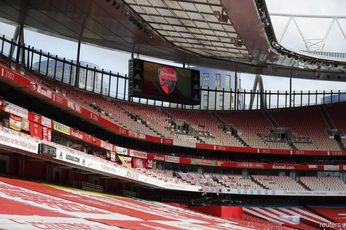 Arsenal cancel preseason US tour due to Covid-19 cases