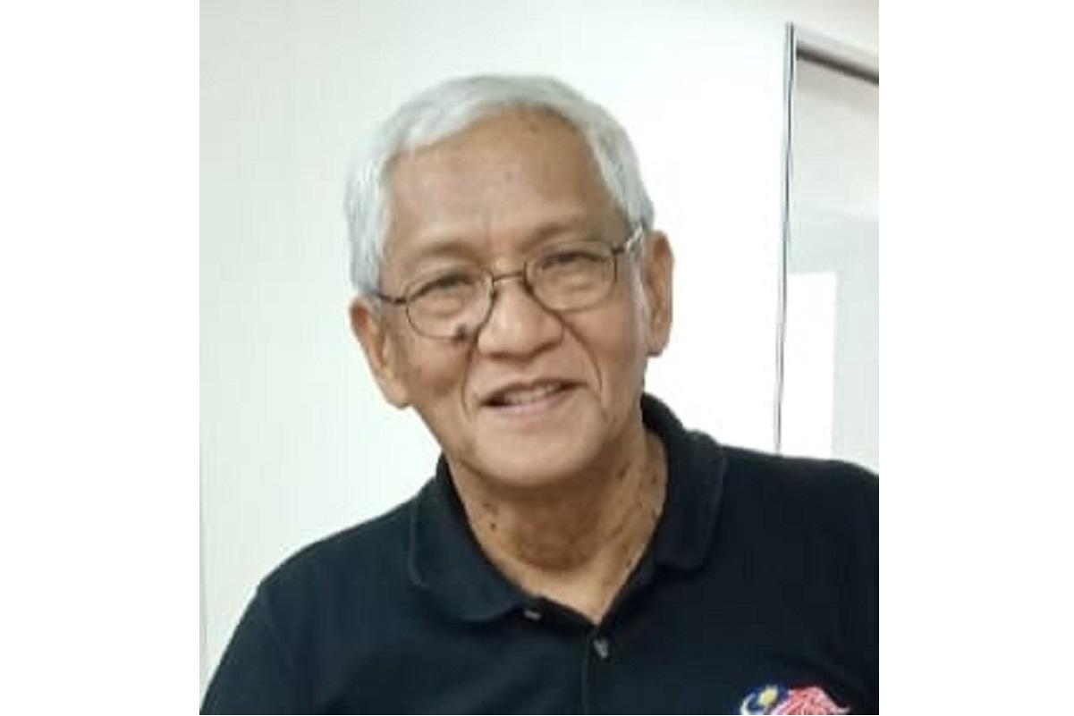 Patriot president Datuk Mohamed Arshad Raji