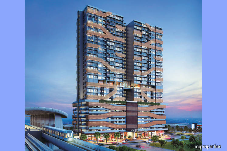 IOI Properties launches new office tower in Bandar Puteri Puchong