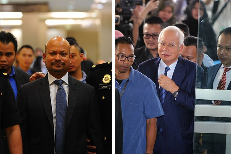 1MDB-Tanore Trial Day 32: Najib to attend to another 1MDB case first thing this morning