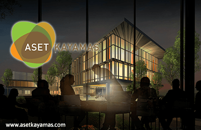 Aset Kayamas goes full steam ahead with launches