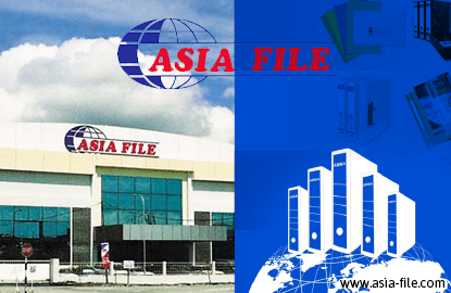 Asia File rises 5.56% on the back of expected earnings boost in FY16