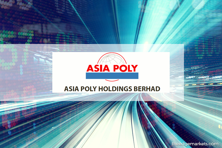Stock With Momentum: Asia Poly Holdings
