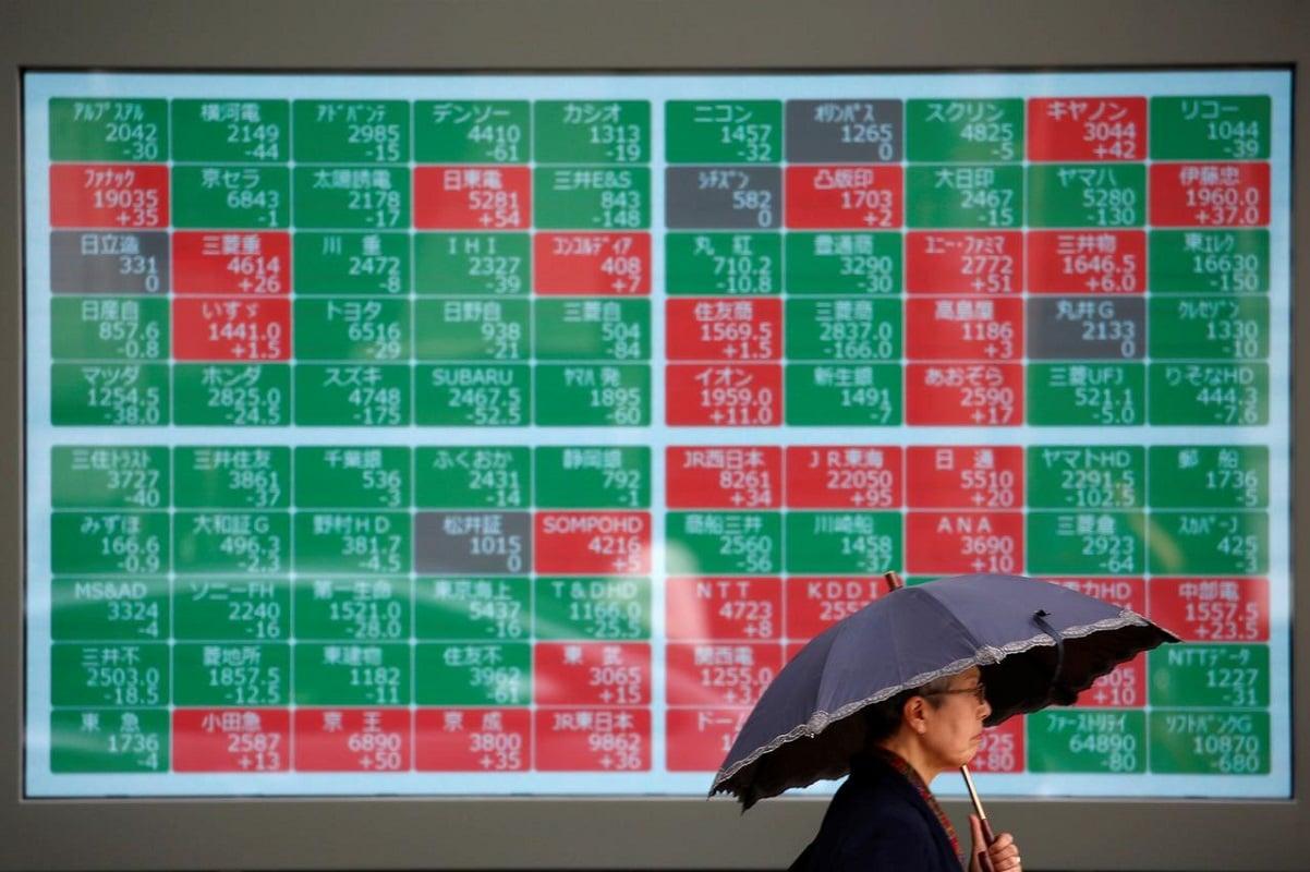Asian stocks set for soft start