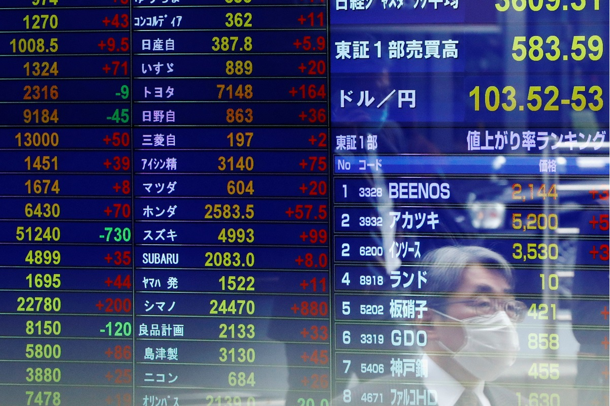 Asia circles the wagons ahead of Fed, oil eyes 2019 high