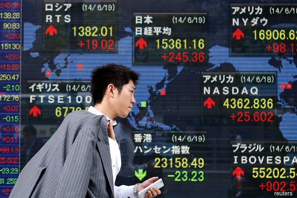 China data lifts Asian stocks but caution returns after chaotic debate