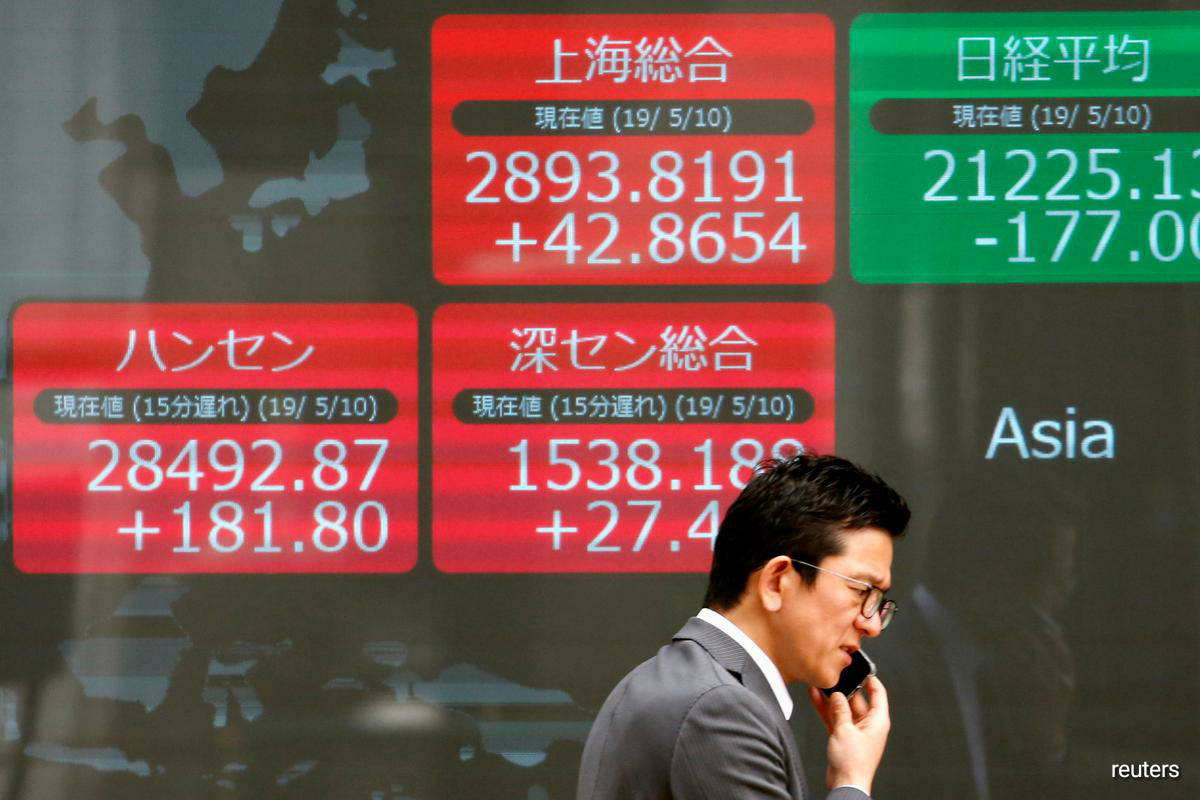 Asian markets push higher after US bounce