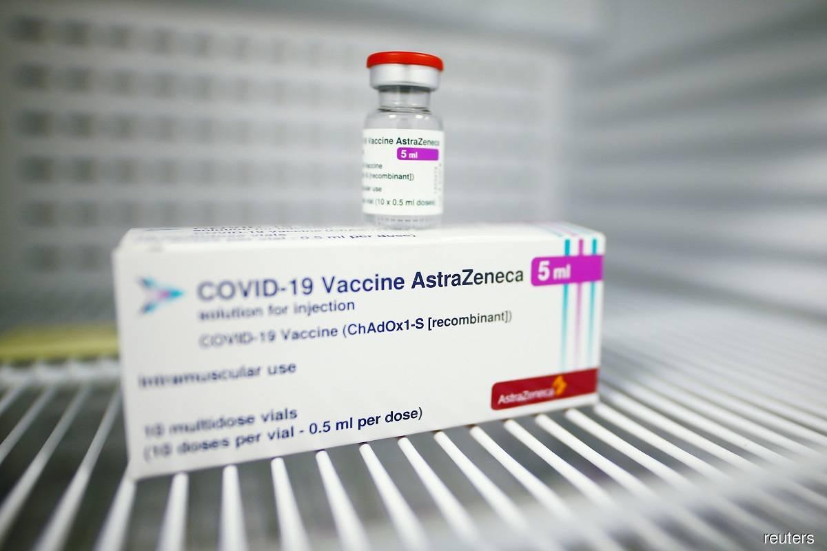 United Kingdom  says AstraZeneca shot remains safe as Dutch restrict use