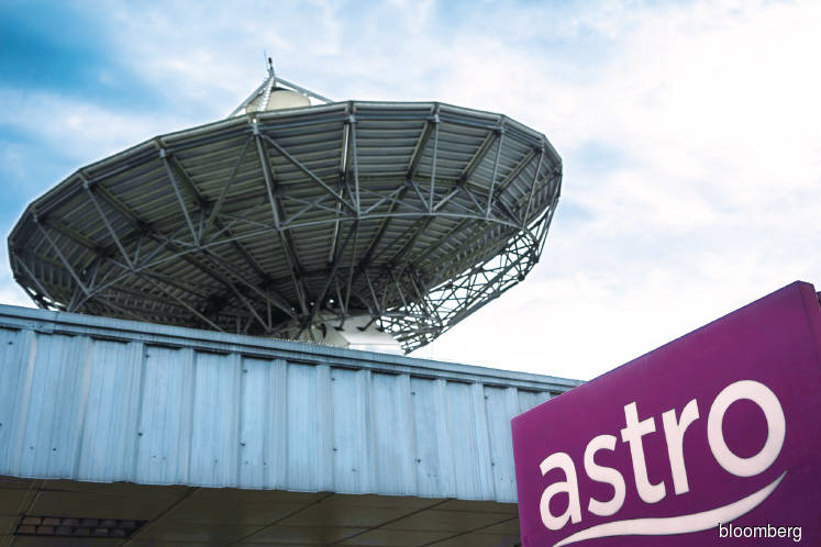 Higher net finance costs eat into Astro Malaysia's FY19 profit