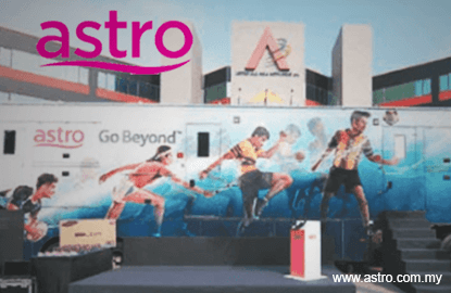 Astro 2Q net profit flat at RM137m, declares higher dividend of 2.75 sen