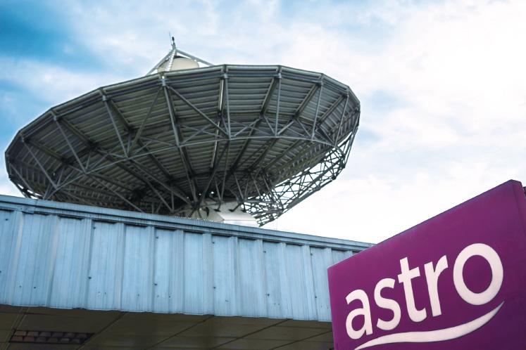 Astro 2Q net profit swells 10 times to RM169.34m, declares 2 sen dividend