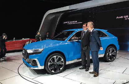 Cars: Audi's Q8 Concept fast-tracked to 2018