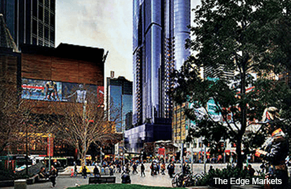 Uem Sunrise S Aurora Melbourne Central Serviced Apartments For A 120m